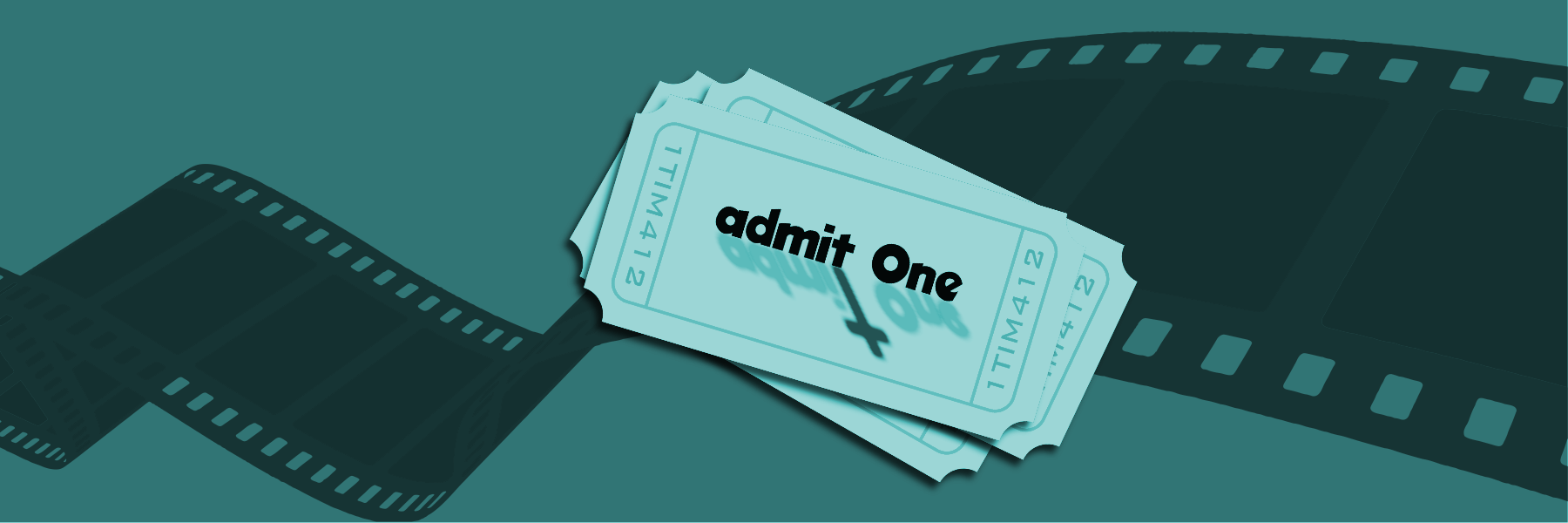 admit One*a film and discussion group for teenagers*Learn more